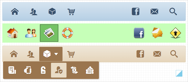 How To Make Icon Bar - Tutorial and Icon Bar Design Tips