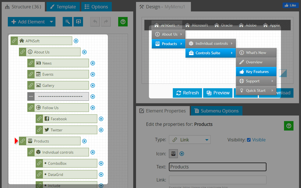 How to Create a Multilevel Dropdown